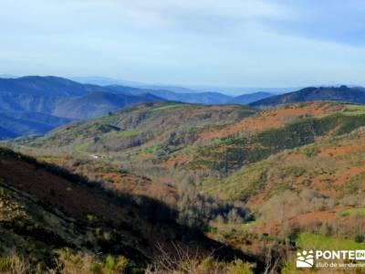 Sierra del Caurel (Serra do Courel) grupos montaña madrid clubs senderismo madrid viajes montaña